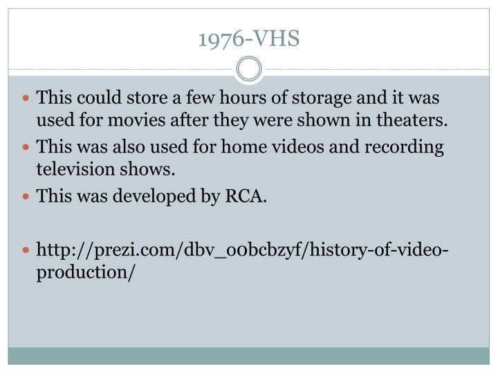 1976-VHS