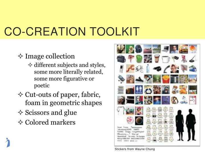 CO-CREATION TOOLKIT