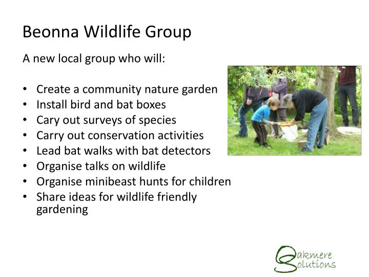 Beonna Wildlife Group