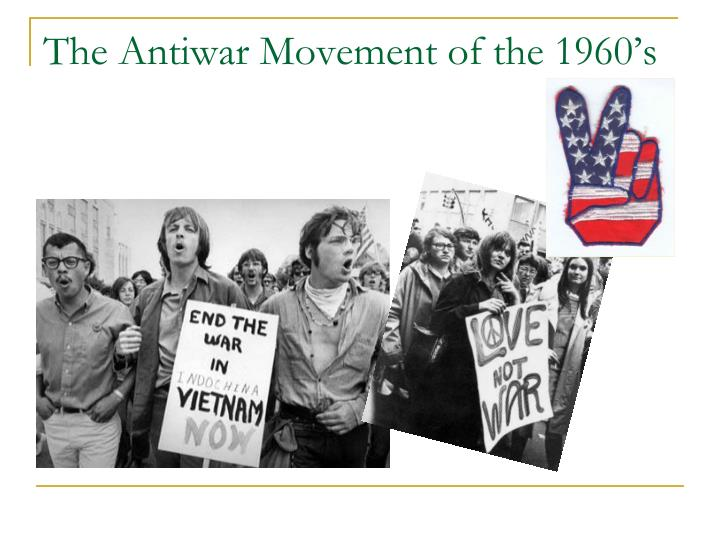 The Antiwar Movement of the 1960's
