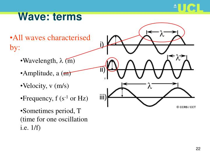 Wave: terms