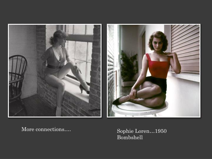 Sophie Loren…1950 Bombshell