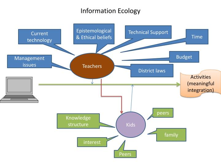 Information Ecology