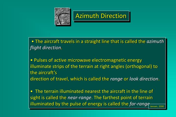 Azimuth Direction