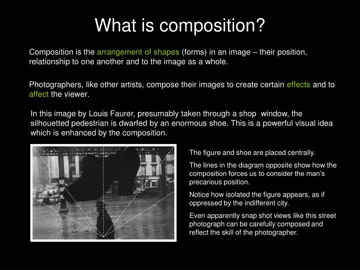 What is composition