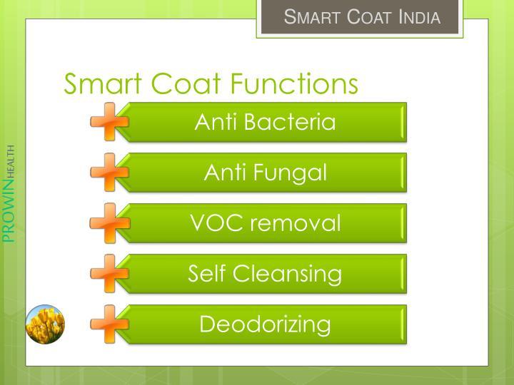 Smart Coat Functions
