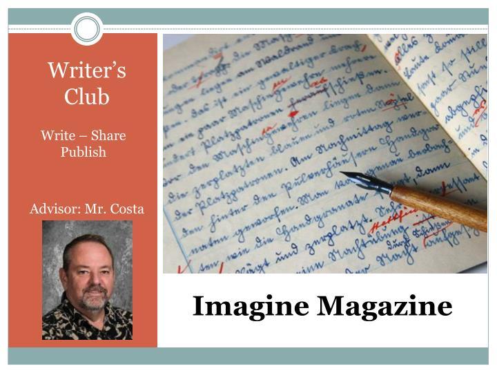 Writer's Club