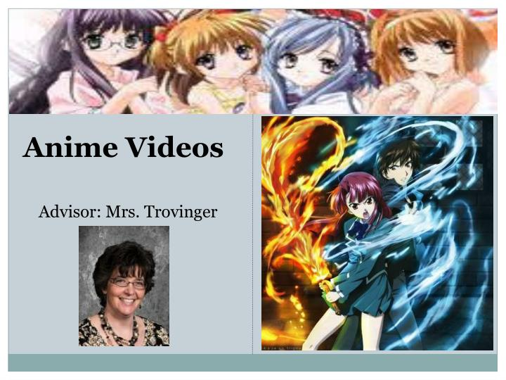Anime Videos