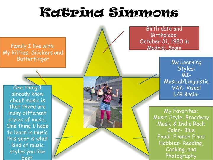 Katrina Simmons