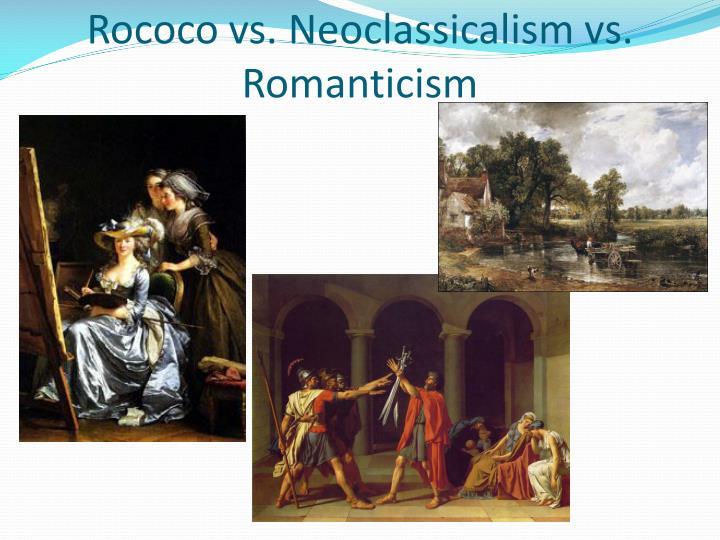 Rococo vs.