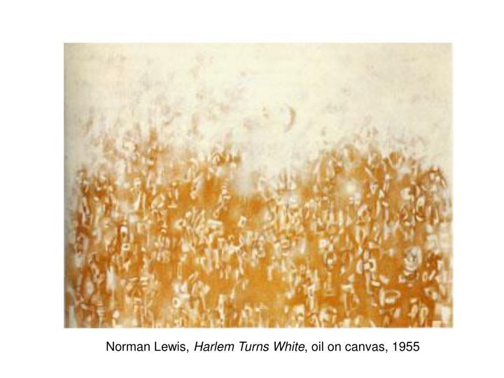 Norman Lewis,