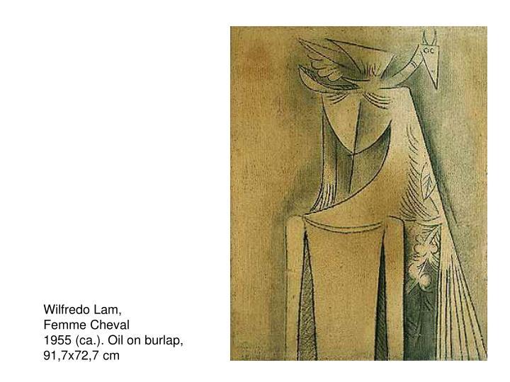 Wilfredo Lam,