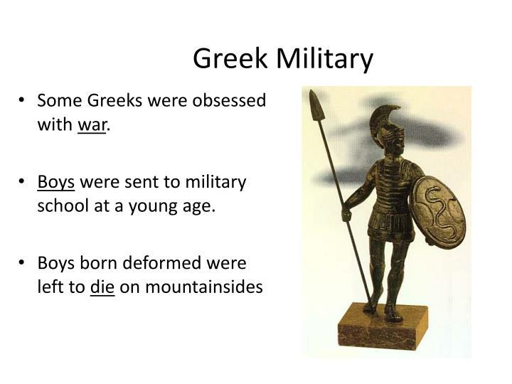 Greek Military