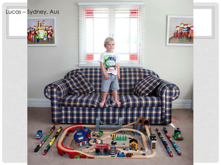 Lucas – Sydney,