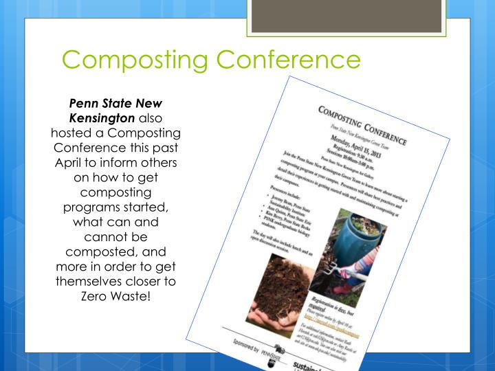 Composting Conference