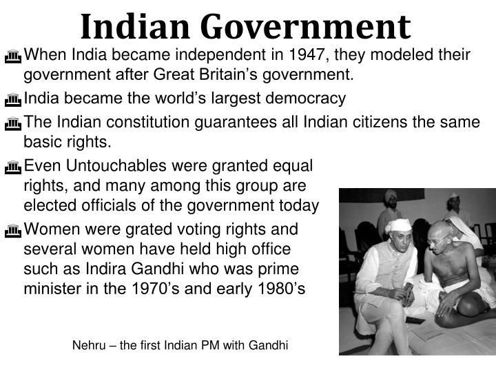 Indian Government