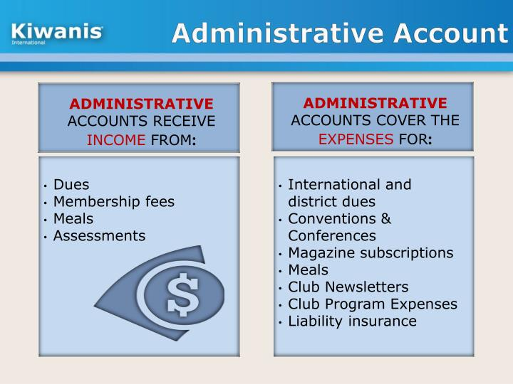 Administrative Account