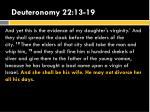 deuteronomy 22 13 191
