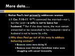 more data1