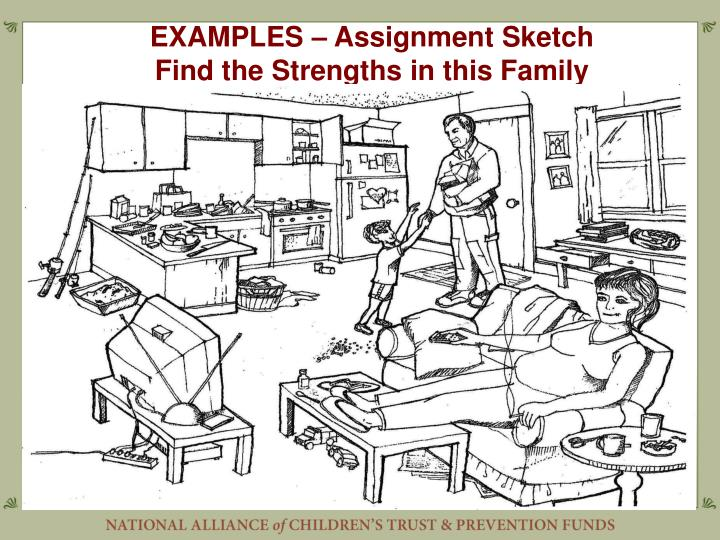 EXAMPLES – Assignment Sketch