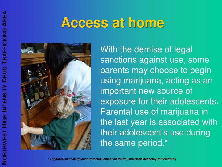 Access at home