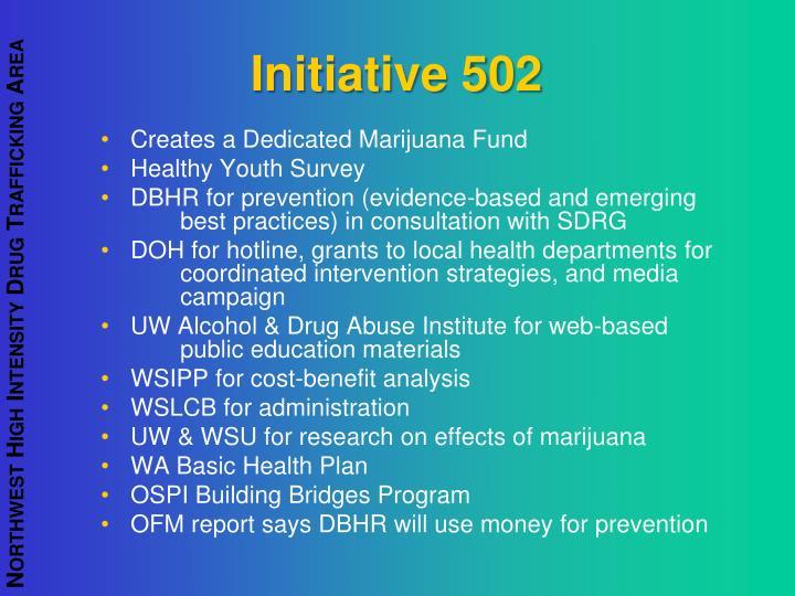 Initiative 502