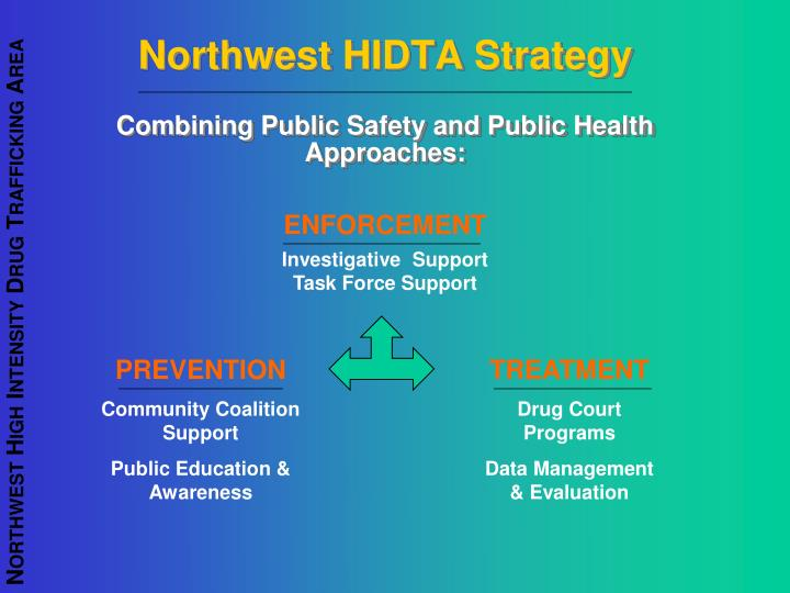 Northwest HIDTA Strategy