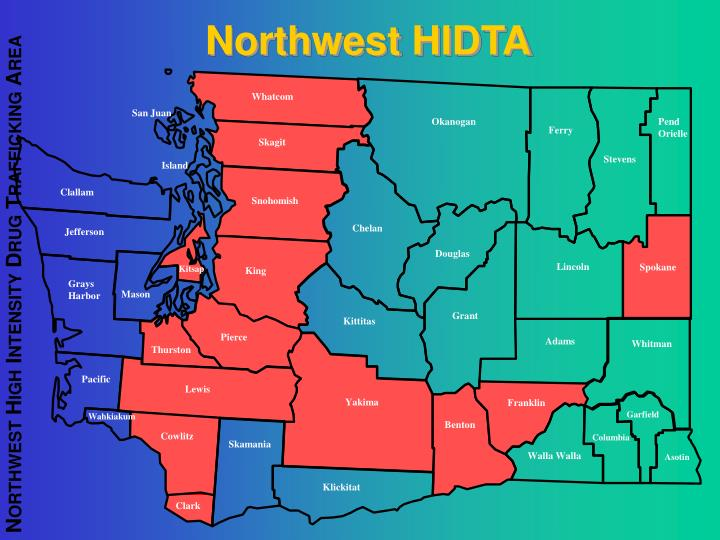 Northwest HIDTA