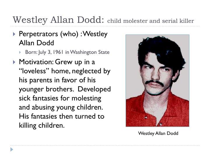 Westley Allan Dodd: