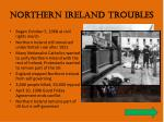 northern ireland troubles