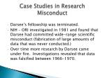 case studies in research misconduct2