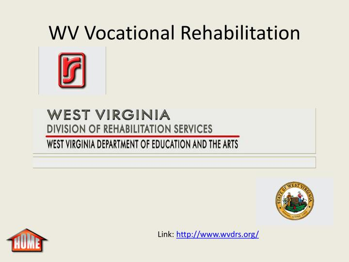 WV Vocational Rehabilitation