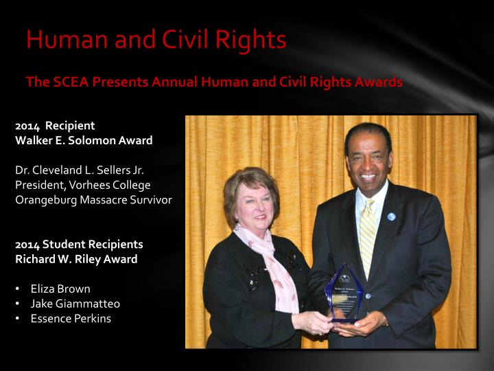 Human and Civil Rights