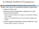 6 2 global conflict consequence