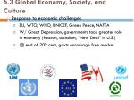 6 3 global economy society and culture