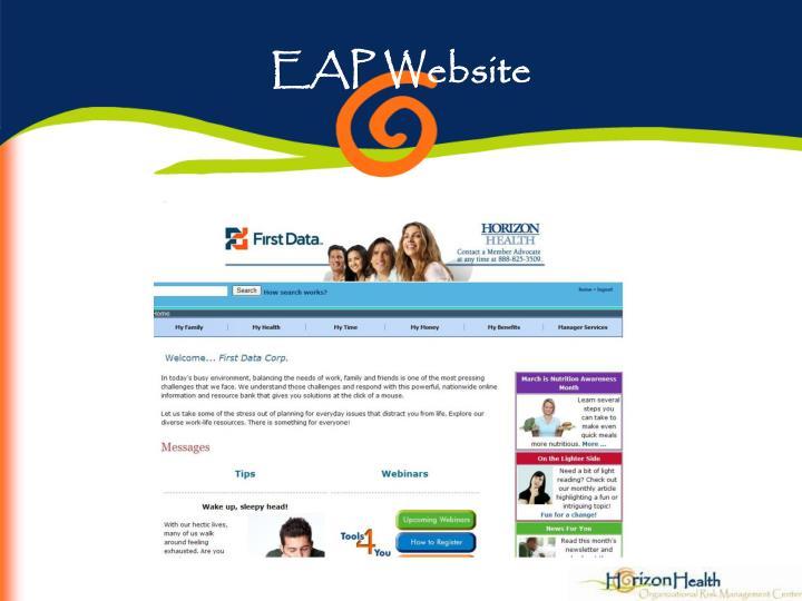 EAP Website