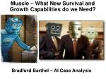bradford barthel ai case analysis