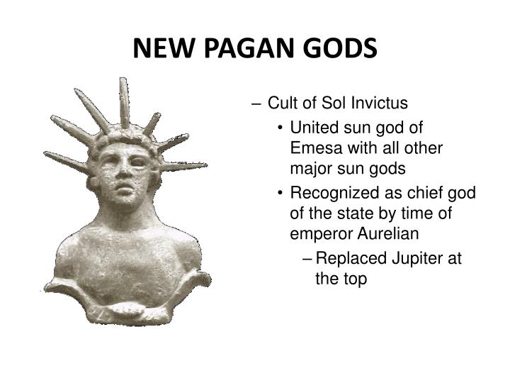 NEW PAGAN GODS