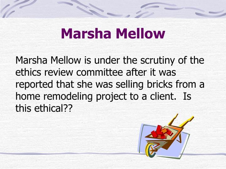 Marsha Mellow