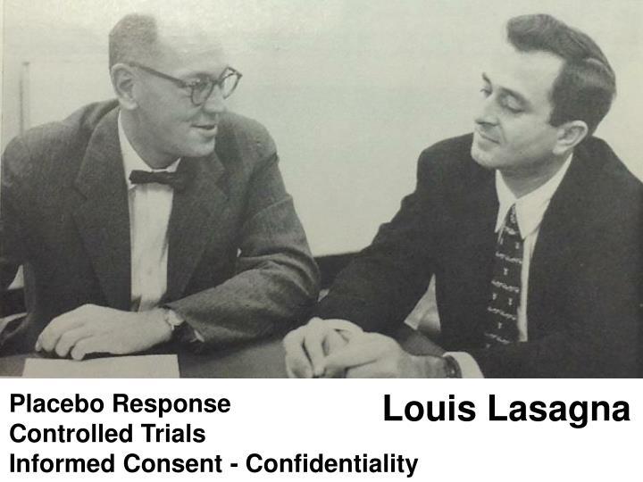 Louis Lasagna