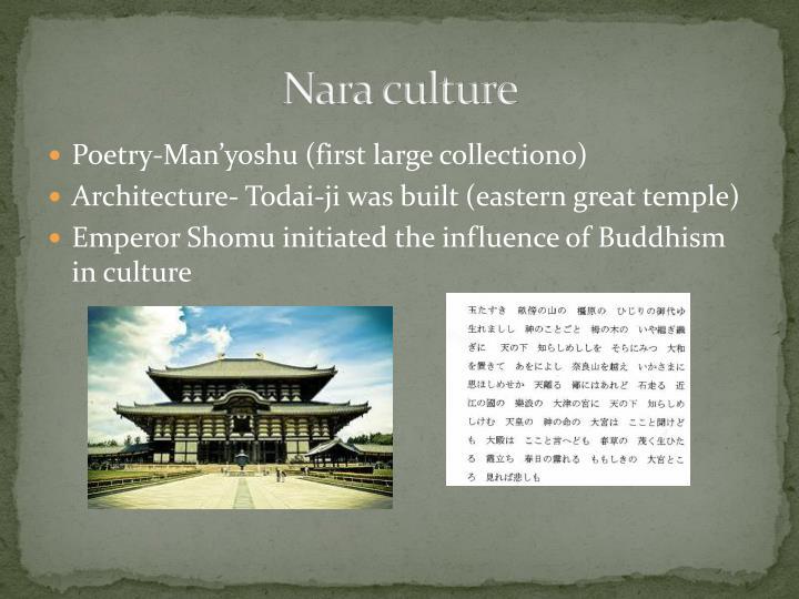 Nara culture