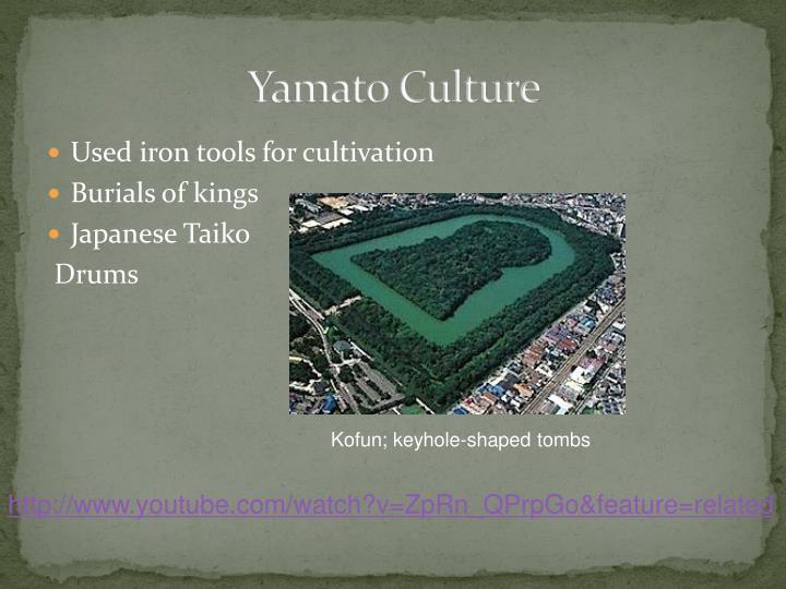 Yamato Culture