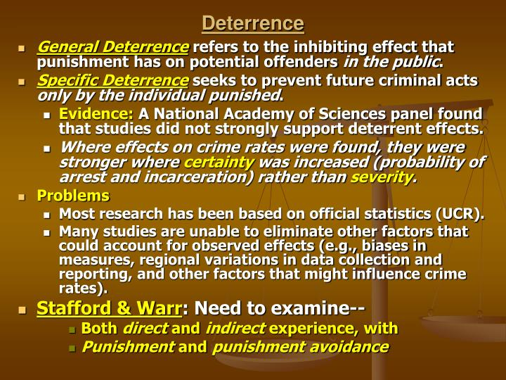 "the five goals of sentencing retribution incapacitation deterrence rehabilitation and restoration The term ""incapacitation"" when used in the context of sentencing philosophy refers to the effect of a sentence in terms of positively preventing the sentenced person from committing future offenses."