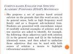 corpus based english for specific academic purposes esap materials2