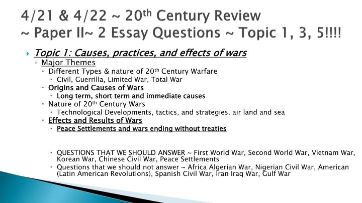Write my civil war essay topics