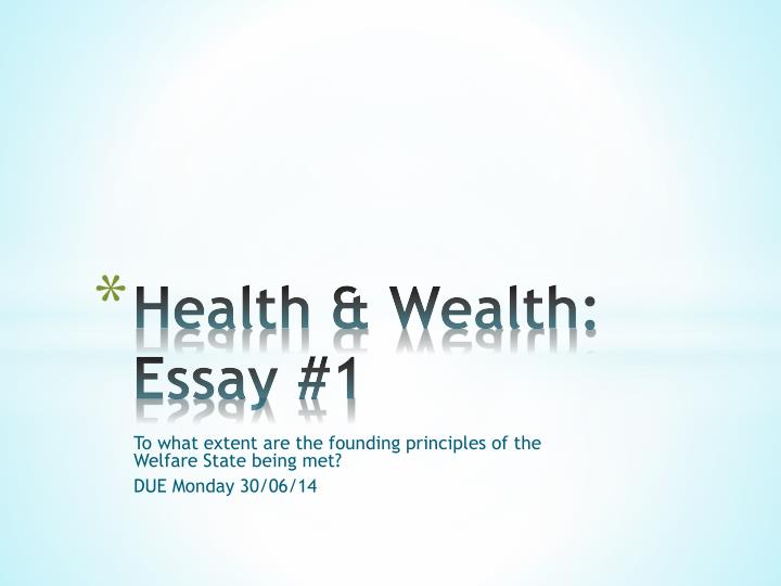 Words Essay On Health Is Wealth  Words Essay On Health Is Wealth