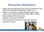 protection guidelines2
