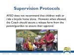 supervision protocols2