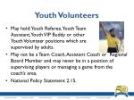 youth volunteers1