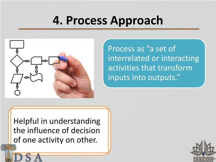 4. Process Approach